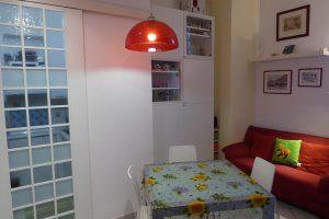 Attico a Cuneo in vendita composto da cucina – soggiorno – tre camere – due bagni e terrazzo