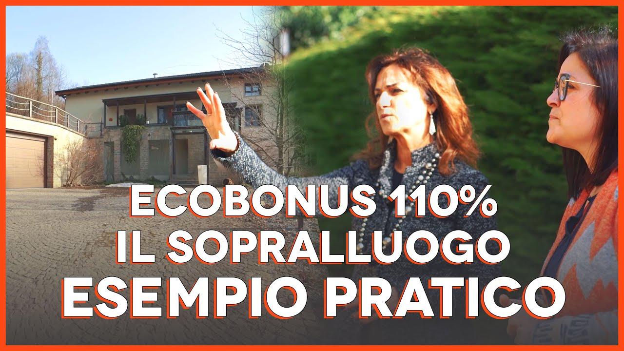 Ecobonus 110% esempio pratico