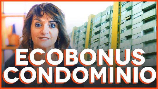 ecobonus 110% condominio