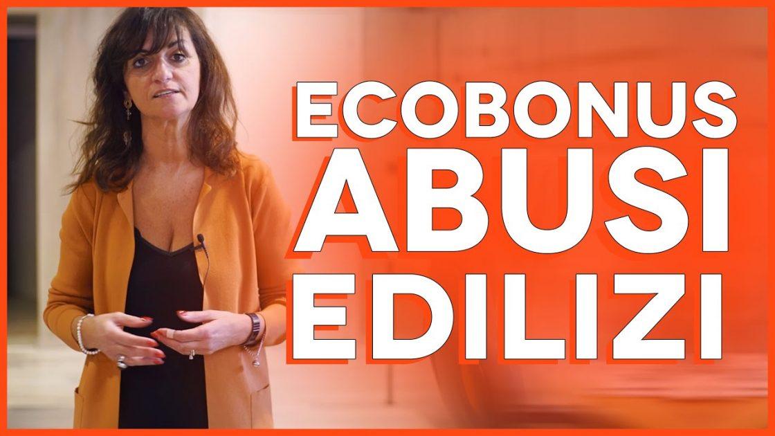 ecobonus e abusi edilizi