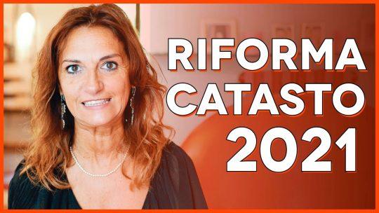 RIFORMA DEL CATASTO 2021